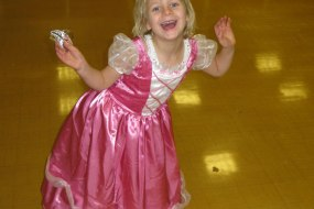 princess themed kids party