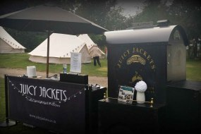 Unique Wedding Catering With Juicy Jackets