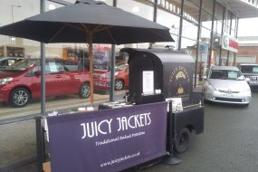 Corporate Catering Perfect For A Product Launch or Open Day - Make The Right First Impression With Juicy Jackets