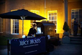 Wedding Catering With A Difference With Traditional Jacket Potato Caterers Juicy Jackets