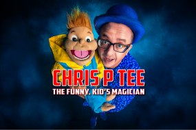Chris P Tee the Funny, Kid's Magcian
