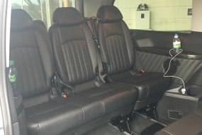 Mercedes Viano Space for 7-passengers