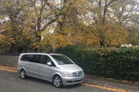 Luxury 7-passenger Mercedes Viano