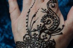 bespoke henna design