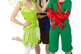 Peter Pan Parties