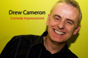 stand up comedian and impressionist for weddings and corporate functions