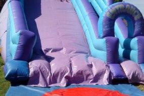 30 foot slide