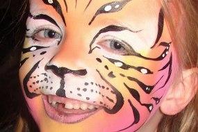 Catz Face Art