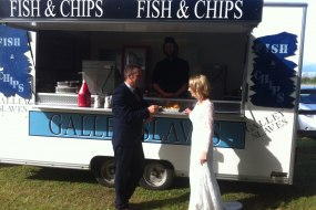 Mobile Fish and chip van