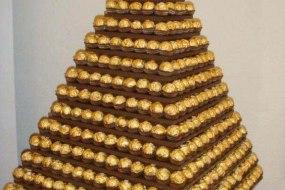Temptation Towers Ferrero Rocher Pyramid hire Kent