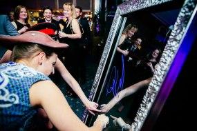Magic Selfie Mirror Me Booth Kent weddings