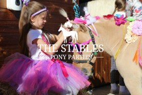pony parties, the stables pony parties, lincolnshire