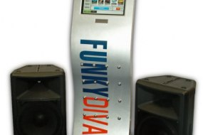 FunkyDiva Digital Jukebox
