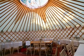 24ft Yurt from Roundhouse