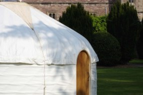 Hampton Court Yurt from Roundhouse