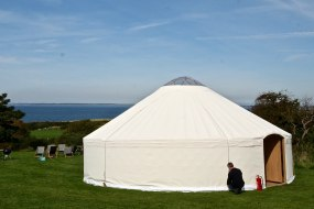 Wedding Yurt in Anglesey