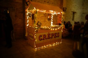 Crepe Cart Hire | Churros and Dessert Carts