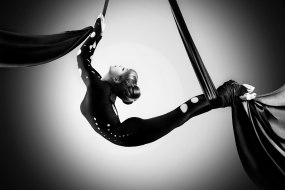 Corporate entertainment circus acts