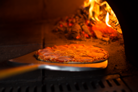 street food hire, wood fire pizza oven