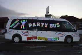 MOBILE PARTY BUS