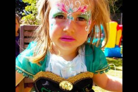 Birthday Party- Professional Face Painter Bedford, Bedfordshire