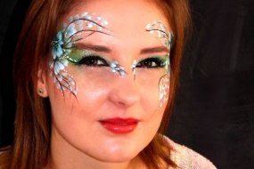 Glitter-Arty, Professional Face Painter Bedford, Bedfordshire