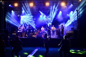Festival Staging, Event Management, Lighting, PA Systems, Backline