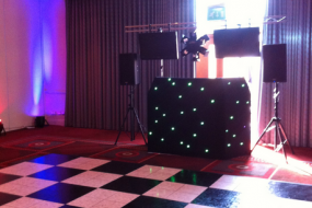 Video disco and dance floor