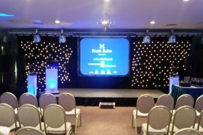Stage Hire, Screen Hire, Conference Hertfordshire