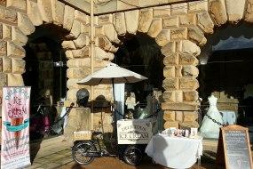 Derbyshire Ice Cream Bike 07551 756355 Chatsworth House wedding fayre