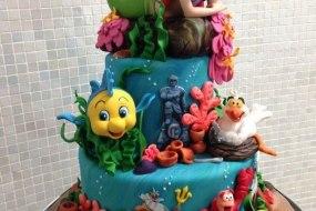 Little Mermaid Birthday Design