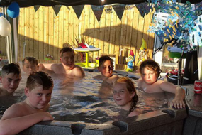 Party Time Hot Tub And Spa Hire