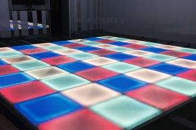 LED Dancefloor, Disco, Party, Corporate, DJ