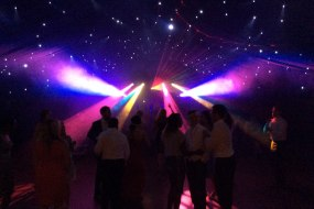 Lighting, Light Show, Disco, Party, Coombe Abbey