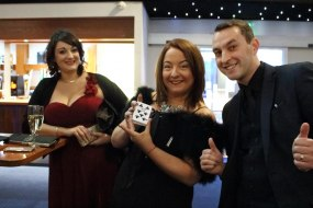Chris Stewart Close up Magic