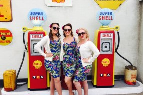 The Hoochie Toots Goodwood 2015