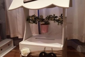 Wedding centrepieces to hire in south wales