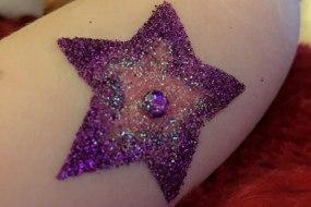 Party Maniacs Glitter Tattos