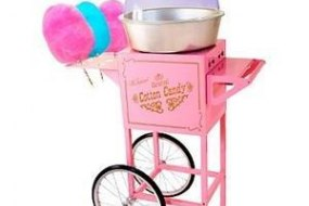 Party Maniacs Candy Floss Cart