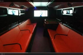 London Party Buses