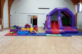 Mini Mayhem Soft Play