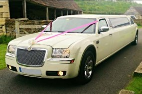 Elite Limousines stretched 300C max 8 seater