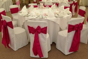 polycotton loose fit chair covers