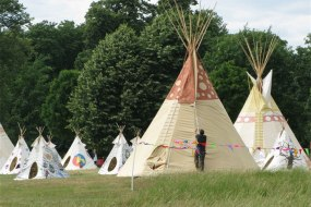The Tipi and Bell Tent Hire Company