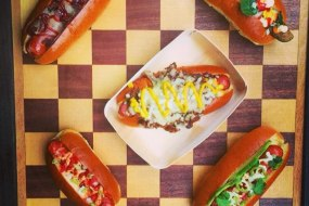 Selection Of our Hot dogs