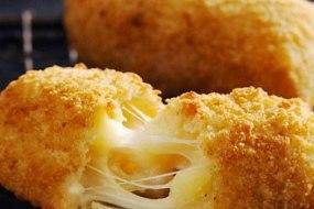 Mac & Cheese Croquettes!!