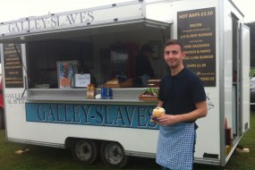 Burger van available to hire for shows and events