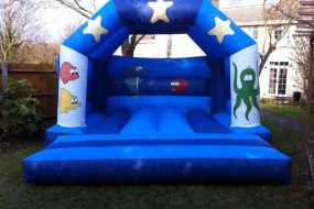 Children's bouncy castle