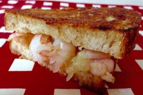 Grilled Cheese | La Gamba | #dontcallitatoastie!