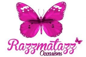 Razzmatazz Occasions Logo